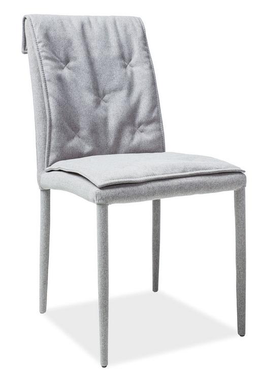 33368349ce7b0 Jedálenská čalúnená stolička NIDO šedá | Supersektor.sk