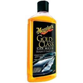 Meguiars G7116EU Gold Class Car Wash Shampoo Conditioner 473ml Hľadáte šampón s extra bohatou penou a špičkovými umývacími výsledky Už nehľadajte Gold